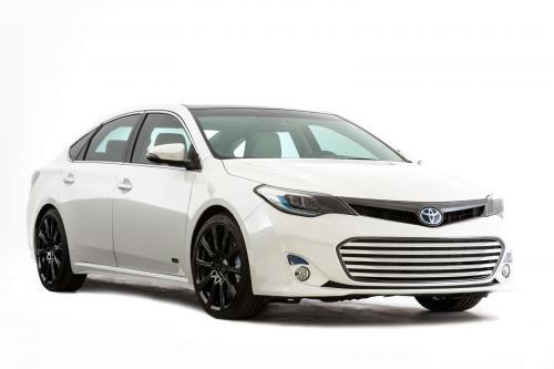 Toyota Avalon диапазон для SEMA 2012