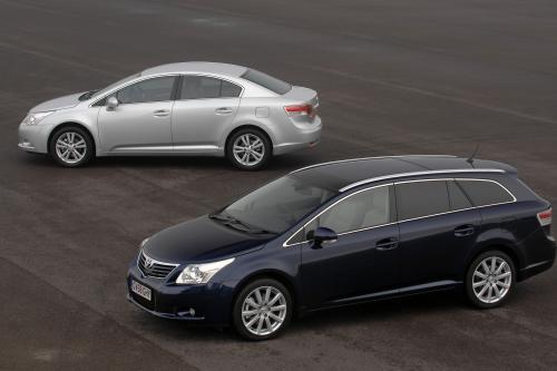 Toyota Представляет Новый Avensis: Построенная В Великобритании