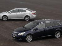 Toyota Avensis Built In Britain, 1 of 7