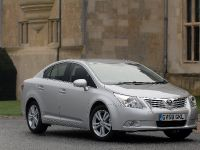Toyota Avensis Built In Britain, 2 of 7