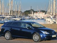Toyota Avensis Built In Britain