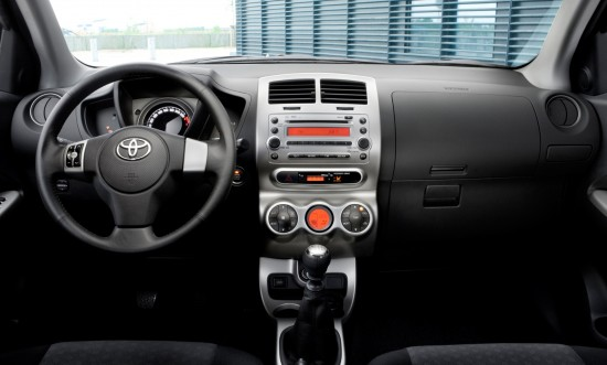 Toyota Avensis, Urban Cruiser and iQ