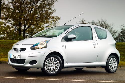 Прейскурант для Toyota Aygo Platinum теперь доступен