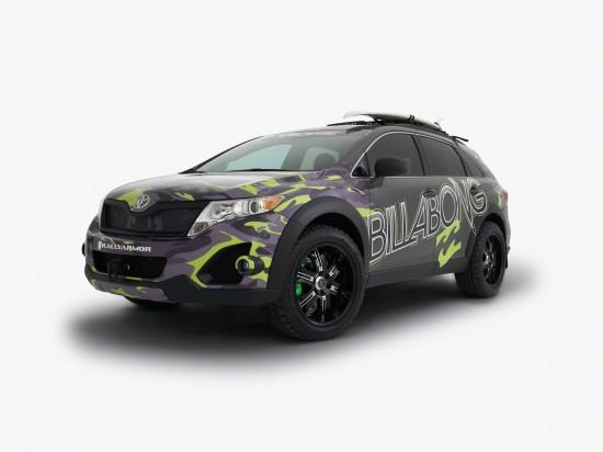 Toyota Billabong Venza