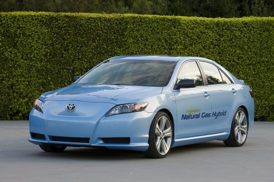 Toyota Camry Hybrid Concept