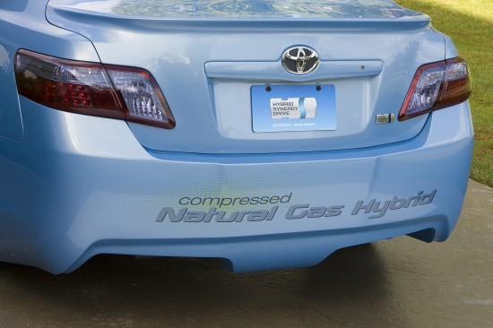 Toyota Camry Hybrid Concept