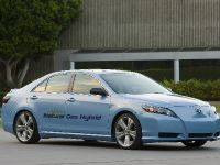 Toyota Camry Hybrid Concept, 5 of 6