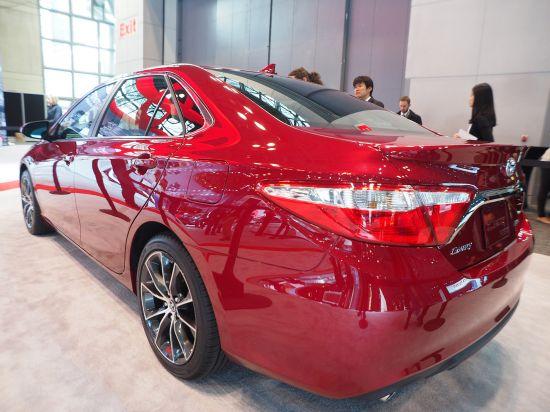 Toyota Camry XSE New York