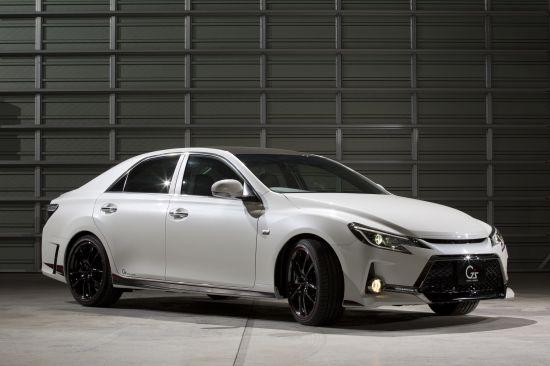 Toyota Concepts at the  Tokyo Auto Salon