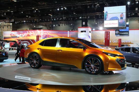 Toyota Corolla Furia Concept Chicago