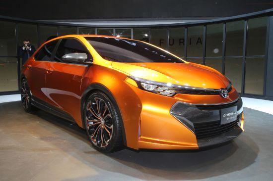 Toyota Corolla Furia Concept Detroit