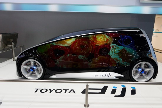 Toyota diji Geneva