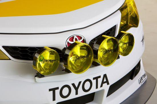 Toyota Dream Build Challenge CamRally