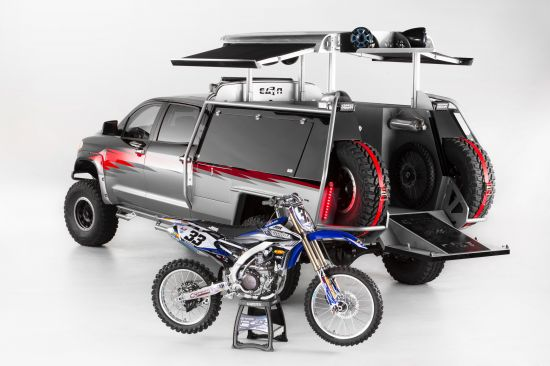 Toyota Dream Build Challenge Let's Go Moto Tundra