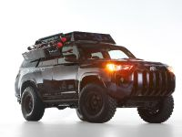 Toyota Dream Build Challenge Ultimate Dream Ski 4Runner