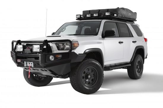 Toyota Four Wheeler 4Runner