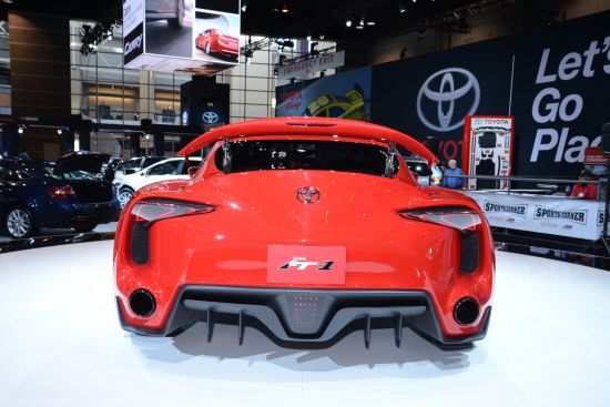 Toyota FT-1 Chicago