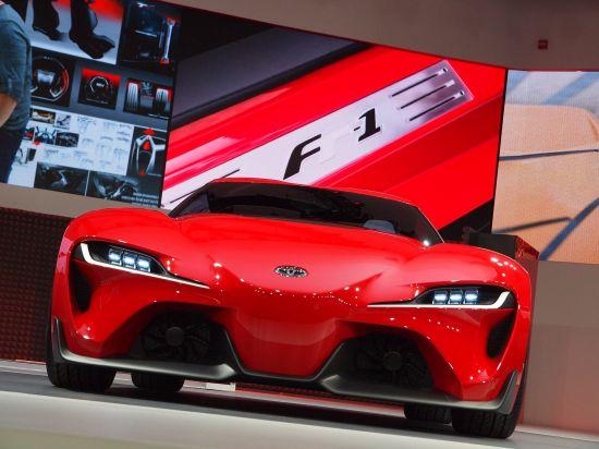 Toyota FT-1 Detroit
