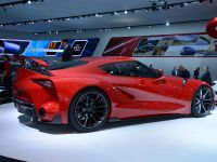 Toyota FT-1 Detroit 2014