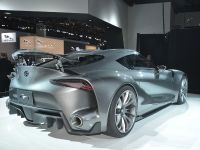 thumbnail image of Toyota FT-1 Detroit 2015