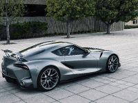 Toyota FT-1 Sports Car Concept , 3 of 6