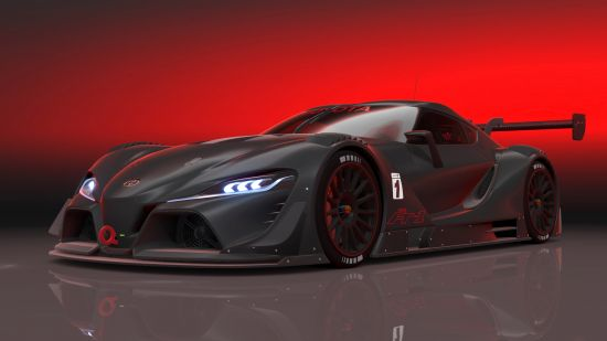Toyota FT-1 Vision GT