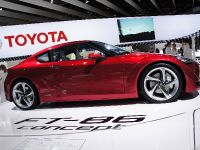 Toyota FT-86 Concept Paris 2010