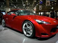 Toyota FT-86 Concept Tokyo 2009