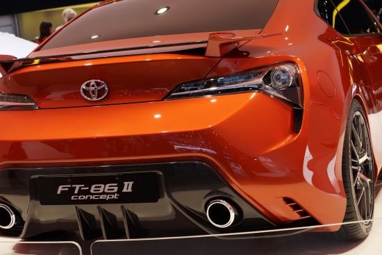 Toyota FT-86 II concept Frankfurt
