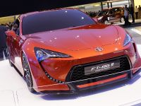 Toyota FT-86 II concept Frankfurt 2011, 1 of 7
