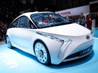 thumbnail image of Toyota FT-Bh Concept Geneva 2012