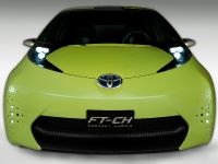 Toyota FT-CH Concept, 15 of 15