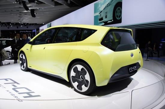 Toyota FT-CH Paris