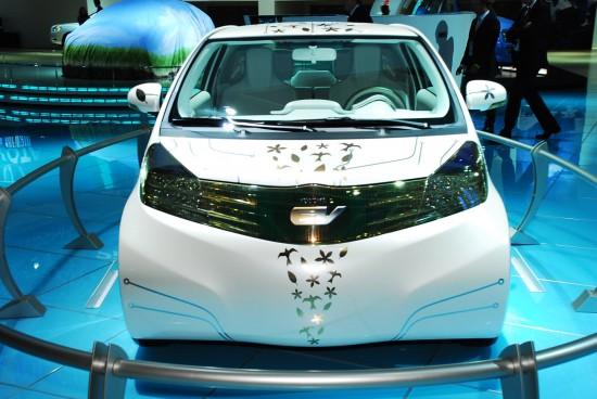 Toyota FT-EV Concept Detroit