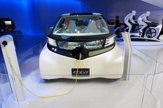 Toyota FT-EV Geneva