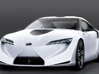 Toyota FT-HS Concept, 1 of 20