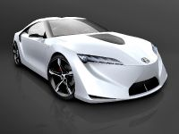 Toyota FT-HS Concept, 2 of 20