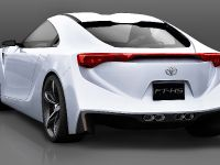 Toyota FT-HS Concept, 3 of 20