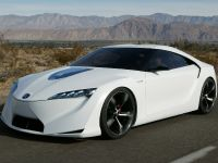 Toyota FT-HS Concept, 5 of 20