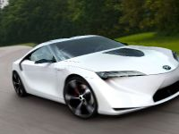 Toyota FT-HS Concept, 6 of 20