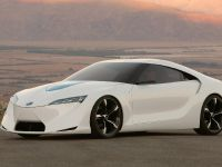 Toyota FT-HS Concept, 9 of 20