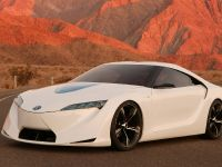 Toyota FT-HS Concept, 10 of 20
