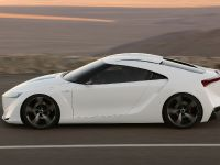 Toyota FT-HS Concept, 11 of 20