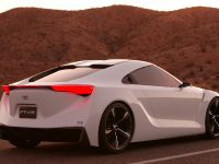 Toyota FT-HS Concept, 15 of 20