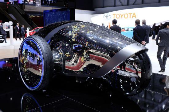 Toyota FV2 Geneva