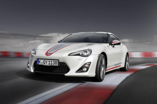 Toyota GT86 Cup Limited Edition