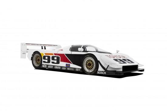 Toyota GTP Eagle Racer