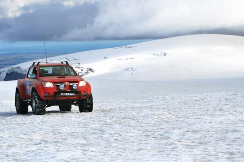 Arctic Trucks Toyota Hilux специальные - хочешь прокатиться?