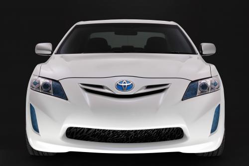 Toyota представляет три видения для 21 века Автомобилизма