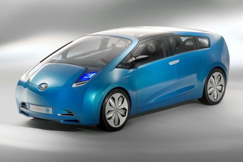 Toyota Hybrid-X